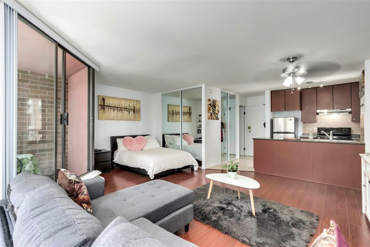 701 1333 HORNBY STREET - Downtown VW Apartment/Condo for sale(R2589861) - #7