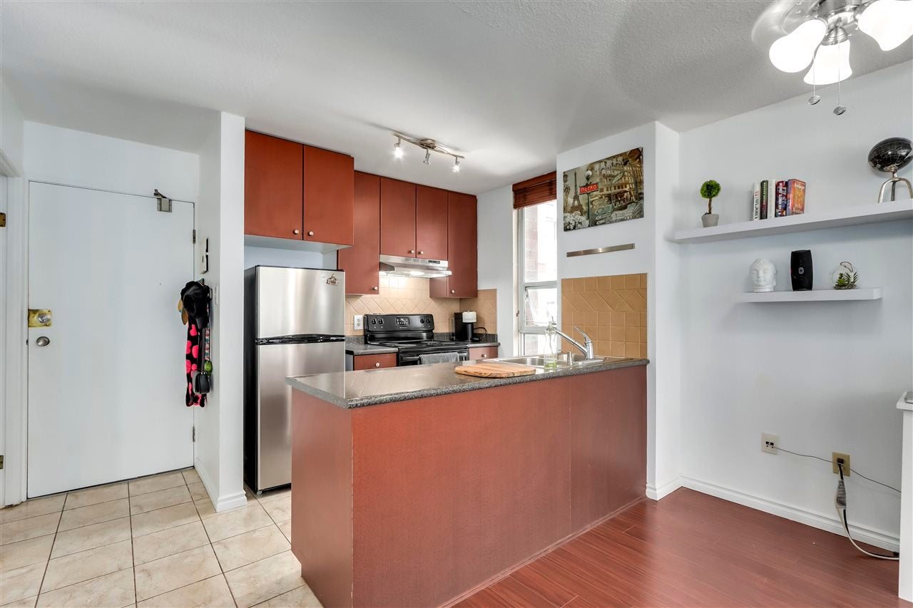 701 1333 HORNBY STREET - Downtown VW Apartment/Condo for sale(R2589861) - #8