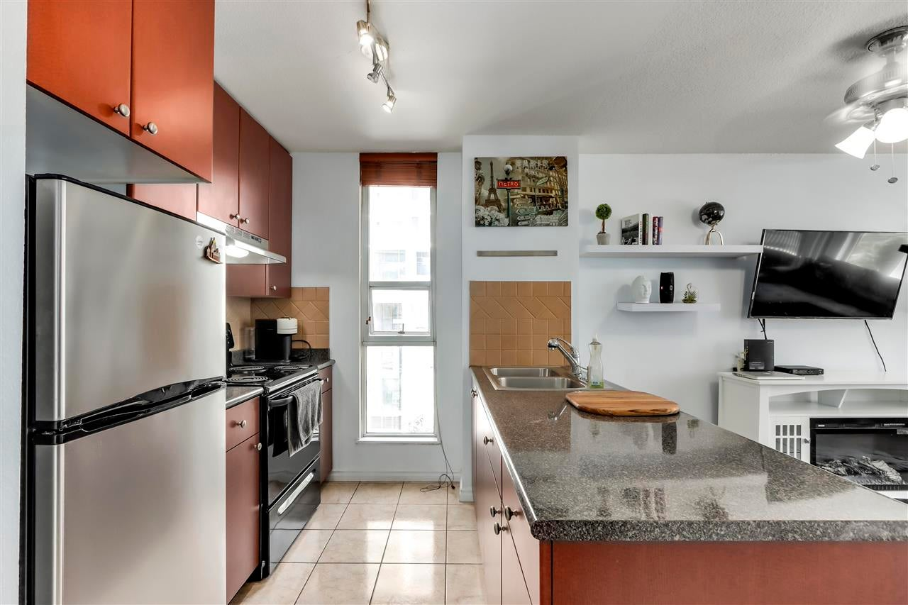 701 1333 HORNBY STREET - Downtown VW Apartment/Condo for sale(R2589861) - #9