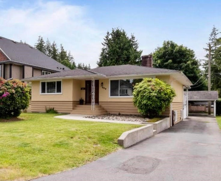 980 WINSLOW AVENUE - Central Coquitlam House/Single Family for sale, 4 Bedrooms (R2589870)