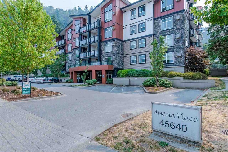302 45640 ALMA AVENUE - Vedder S Watson-Promontory Apartment/Condo for sale, 2 Bedrooms (R2589892)