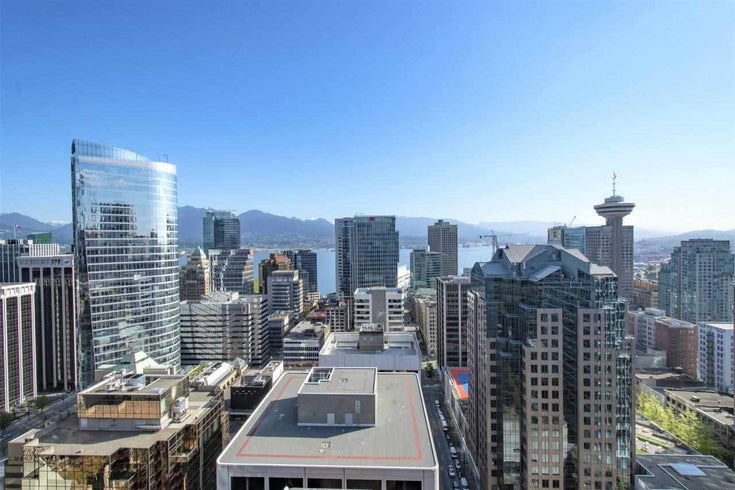 2803 667 HOWE STREET - Downtown VW Apartment/Condo for sale, 1 Bedroom (R2589898)