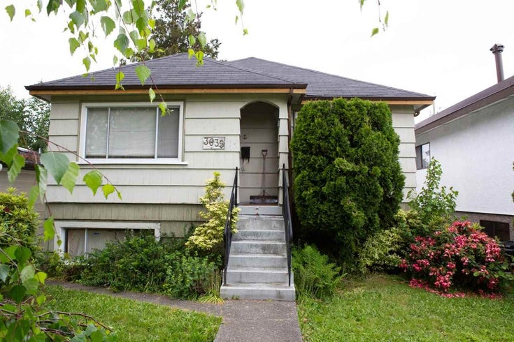3635 E 45TH AVENUE - Killarney VE House/Single Family for sale, 3 Bedrooms (R2589910)