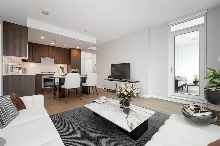 221 2888 CAMBIE STREET - Mount Pleasant VW Apartment/Condo for sale, 2 Bedrooms (R2589918)