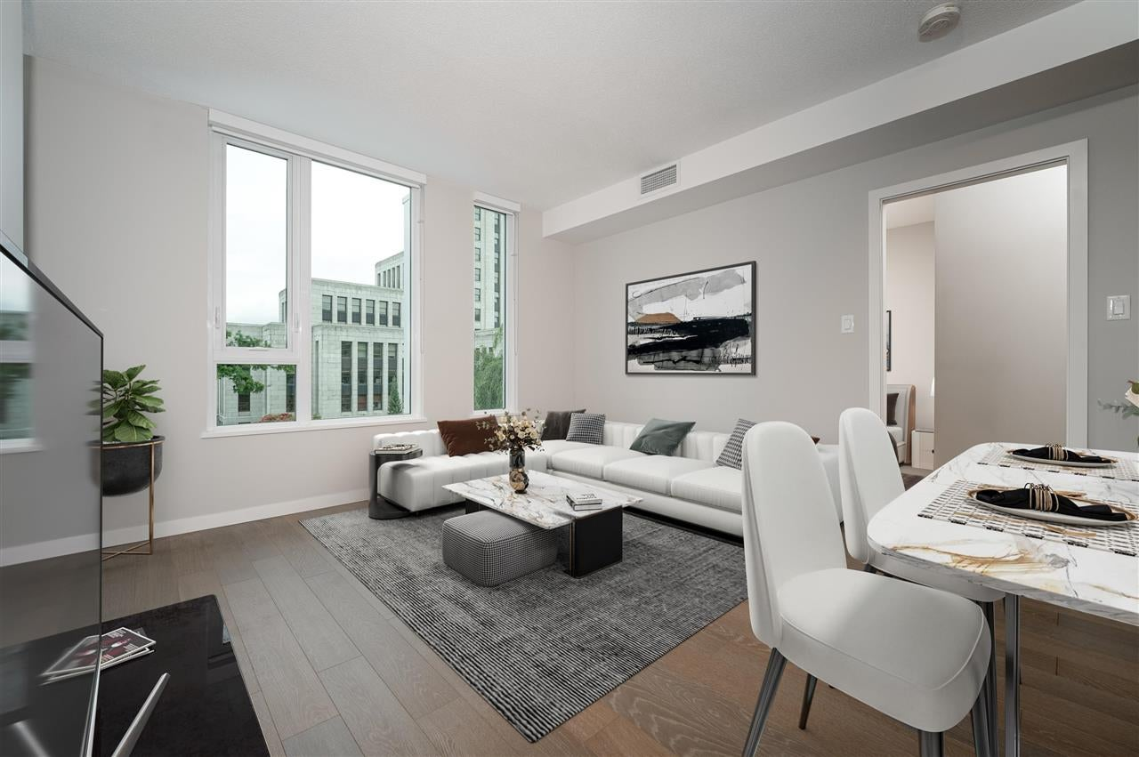 221 2888 CAMBIE STREET - Mount Pleasant VW Apartment/Condo for sale, 2 Bedrooms (R2589918) - #3