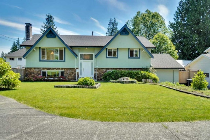 1848 HAVERSLEY AVENUE - Central Coquitlam House/Single Family for sale, 5 Bedrooms (R2589926)