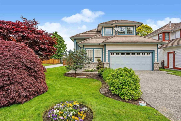 16823 61 AVENUE - Cloverdale BC House/Single Family for sale, 4 Bedrooms (R2589940)
