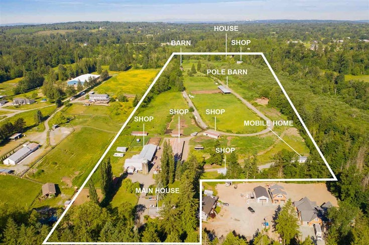 527 224 STREET - Campbell Valley House with Acreage for sale, 3 Bedrooms (R2589960)