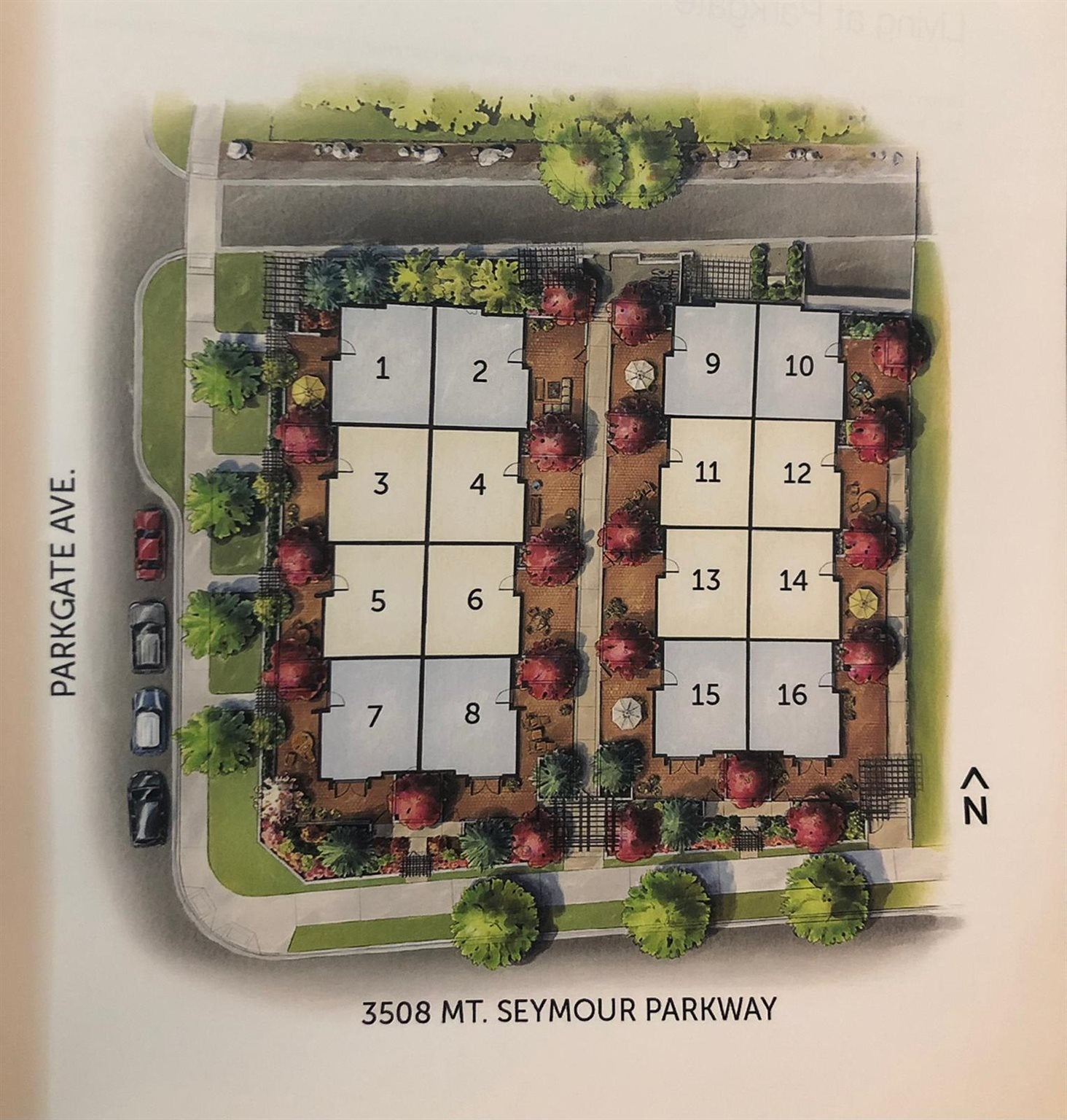 2 3508 MT SEYMOUR PARKWAY - Northlands Townhouse for sale, 3 Bedrooms (R2589973) - #40