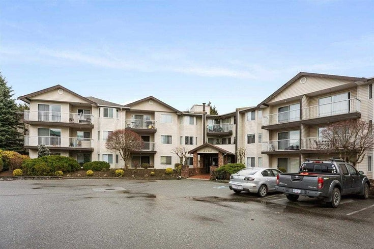 208 2780 WARE STREET - Central Abbotsford Apartment/Condo for sale, 1 Bedroom (R2589980)