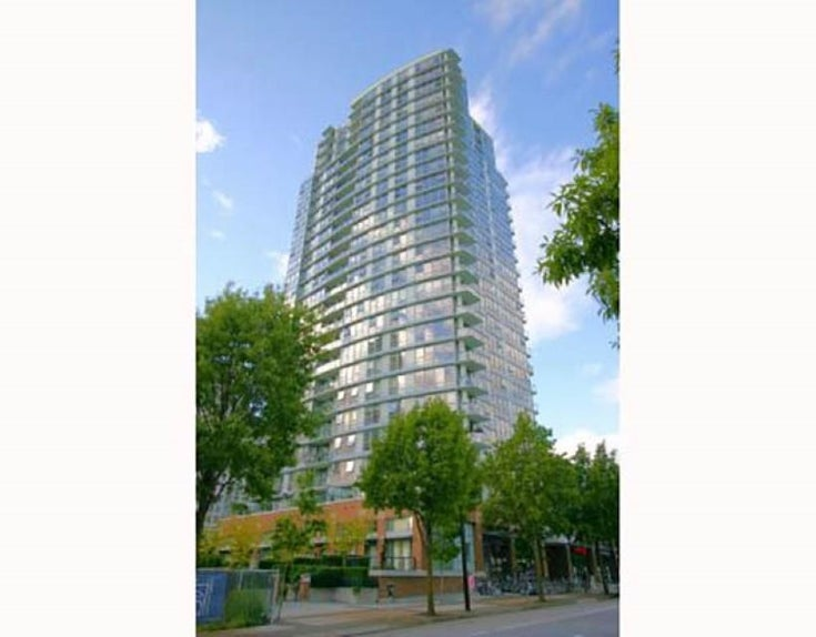 1111 928 BEATTY STREET - Yaletown Apartment/Condo for sale, 1 Bedroom (R2590063)