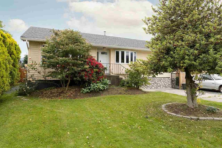 45572 HERRON AVENUE - Chilliwack N Yale-Well House/Single Family for sale, 3 Bedrooms (R2590077)