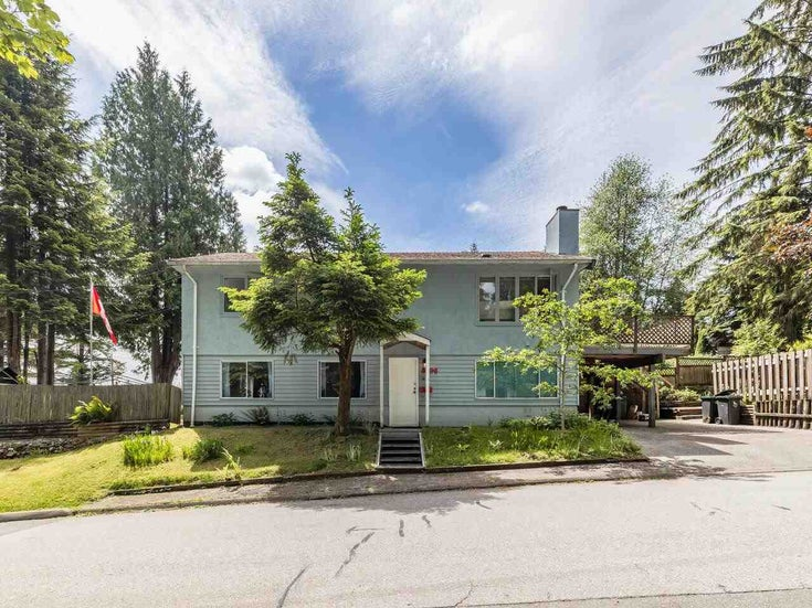 3396 CHAUCER AVENUE - Lynn Valley House/Single Family for sale, 4 Bedrooms (R2590086)