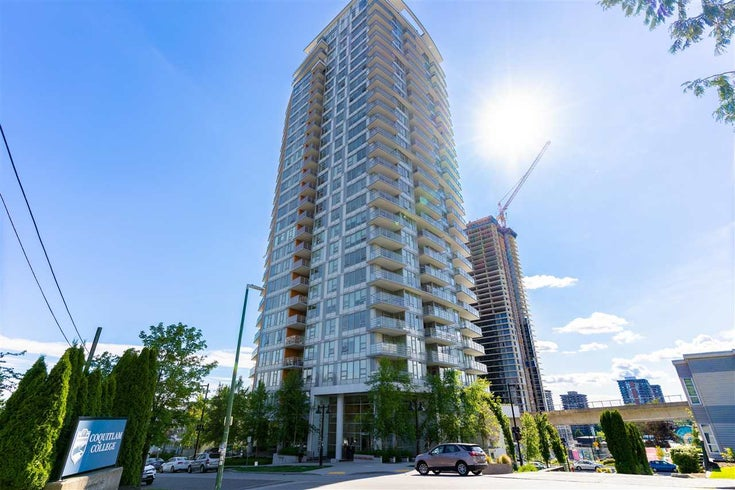 1909 530 WHITING WAY - Coquitlam West Apartment/Condo for sale, 1 Bedroom (R2590121)