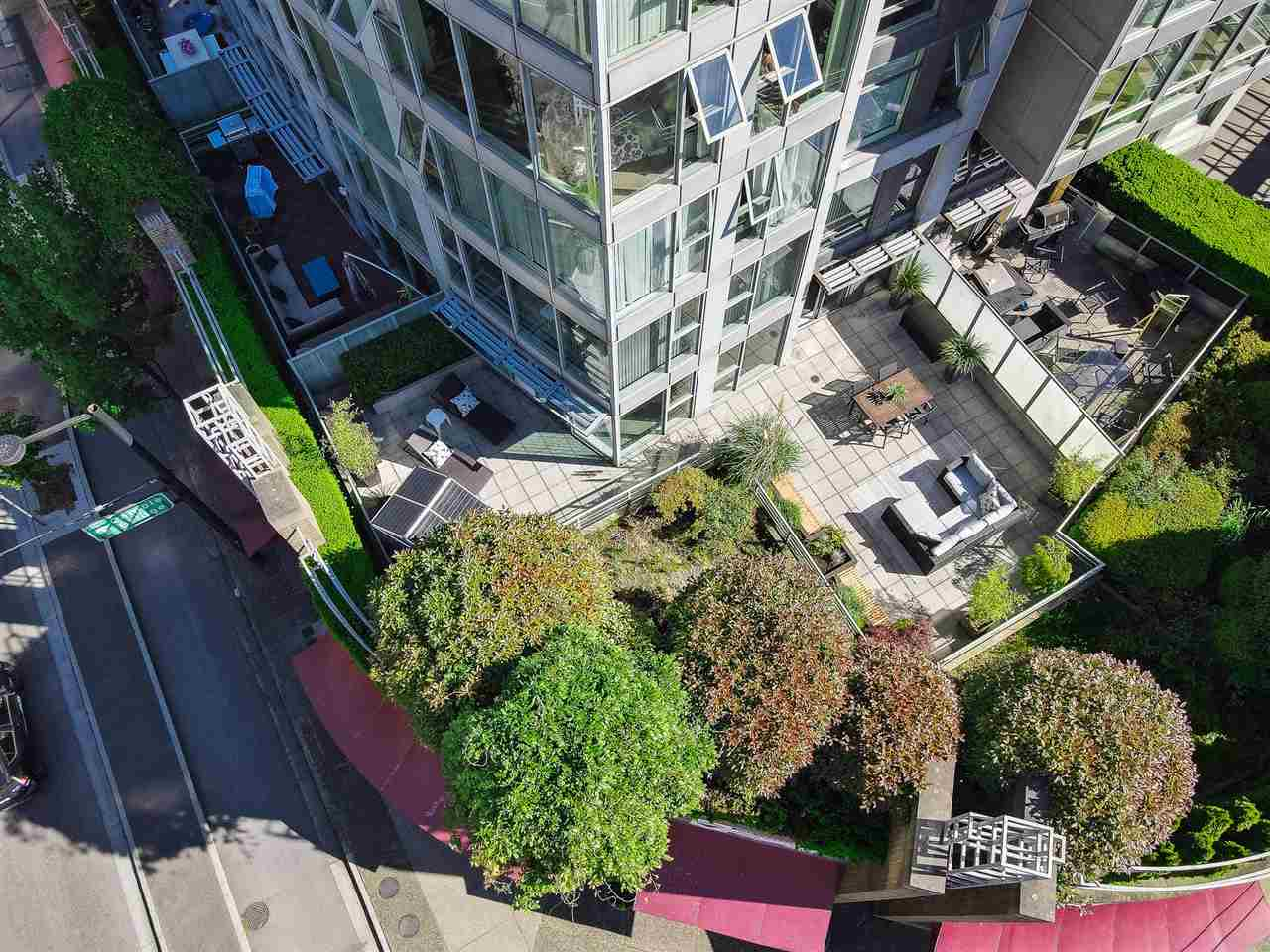 301 1008 CAMBIE STREET - Yaletown Apartment/Condo for sale, 1 Bedroom (R2590143) - #1