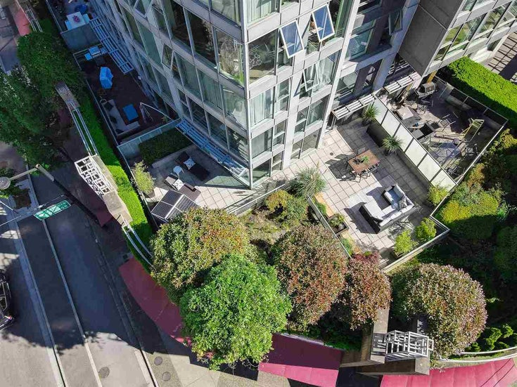 301 1008 CAMBIE STREET - Yaletown Apartment/Condo for sale, 1 Bedroom (R2590143)