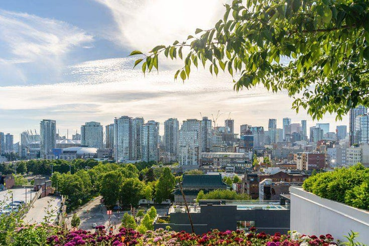 910 189 KEEFER STREET - Downtown VE Apartment/Condo for sale, 1 Bedroom (R2590148)