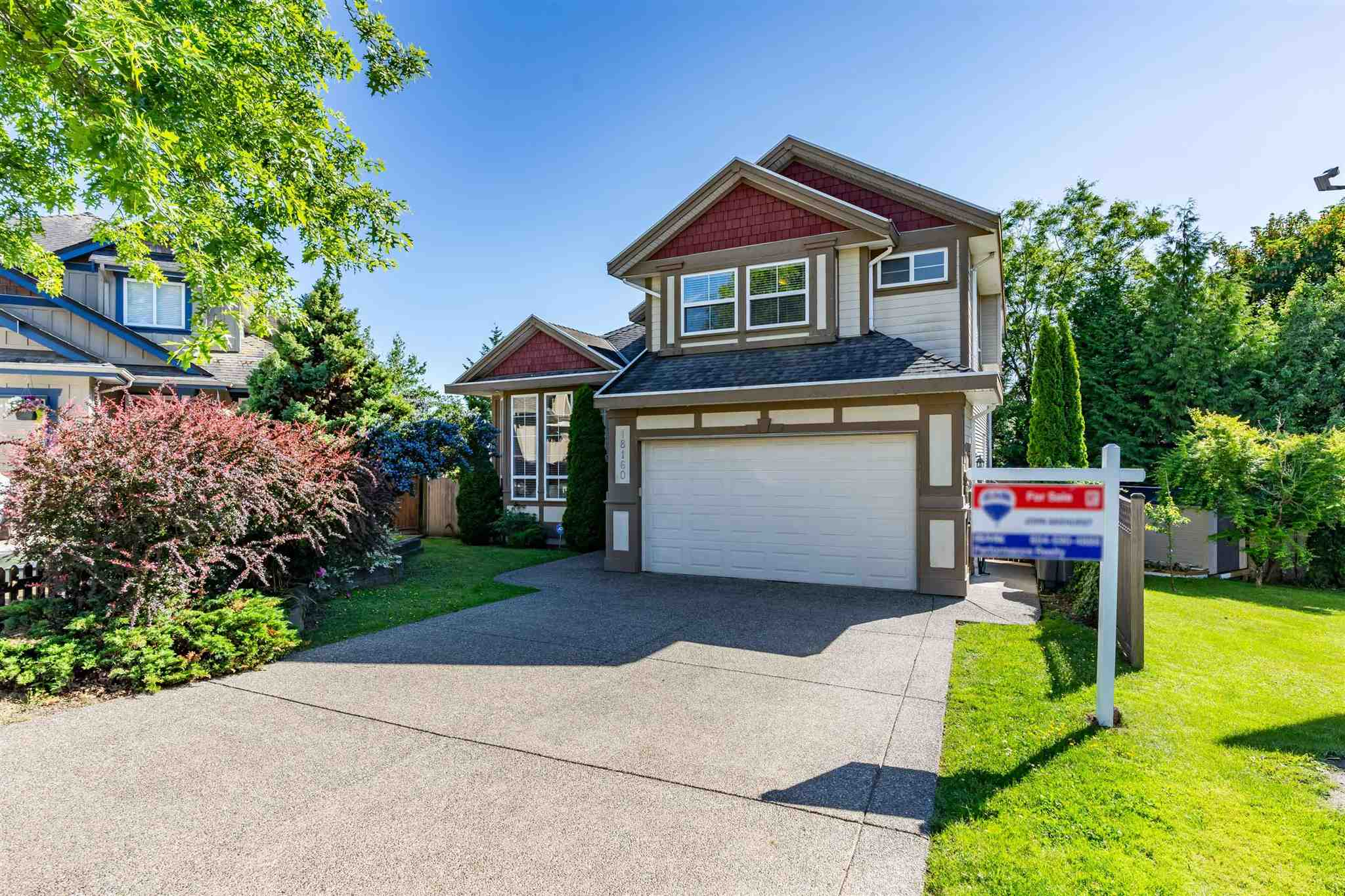 18160 60A AVENUE - Cloverdale BC House/Single Family for sale, 8 Bedrooms (R2590172) - #1