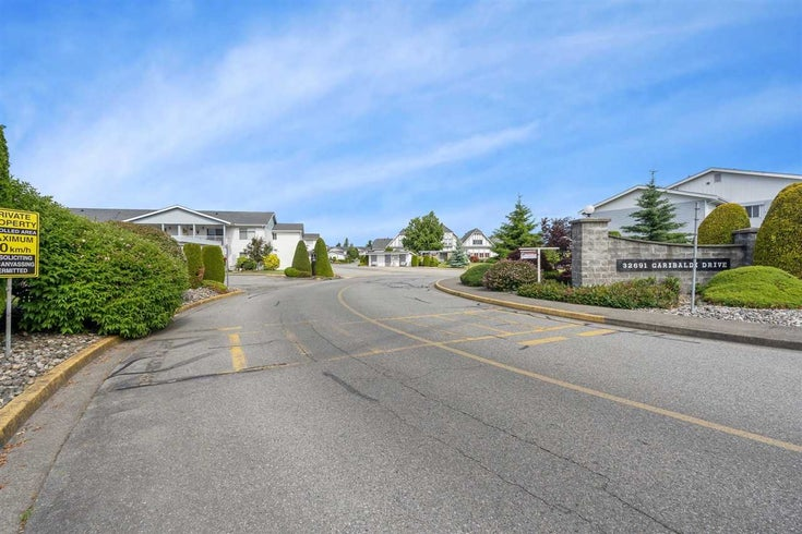 166 32691 GARIBALDI DRIVE - Abbotsford West Townhouse for sale, 1 Bedroom (R2590175)