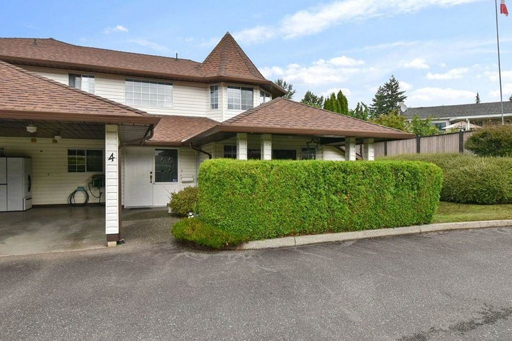 4 34942 MT BLANCHARD DRIVE - Abbotsford East Townhouse for sale, 2 Bedrooms (R2590184)