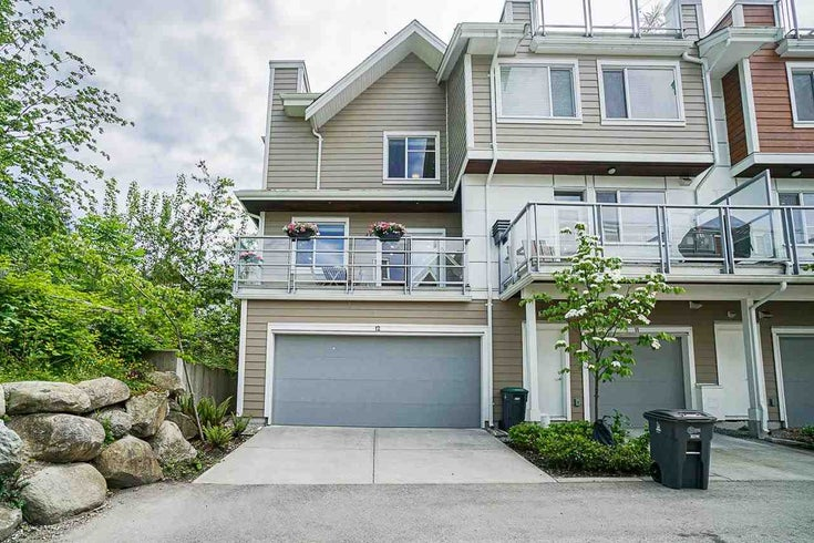 12 2978 159 STREET - Grandview Surrey Townhouse for sale, 4 Bedrooms (R2590185)