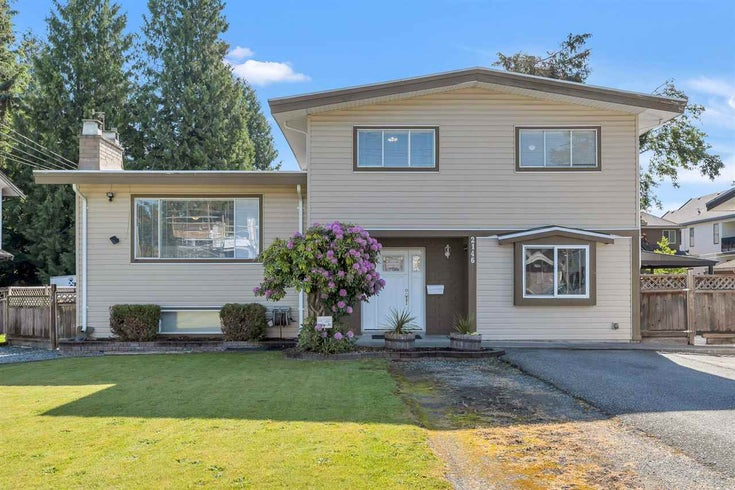2146 WILDWOOD STREET - Central Abbotsford House/Single Family for sale, 4 Bedrooms (R2590187)