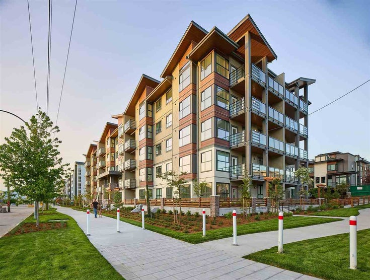 505 7809 209 STREET - Willoughby Heights Apartment/Condo for sale, 2 Bedrooms (R2590191)
