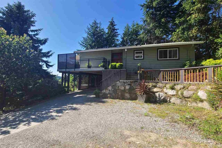 12842 HARBOUR VIEW ROAD - Pender Harbour Egmont House/Single Family for sale, 3 Bedrooms (R2590212)