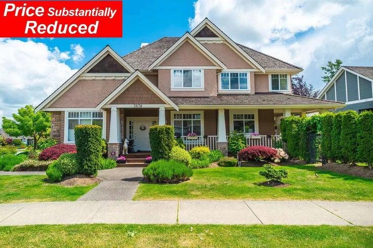 3838 156B STREET - Morgan Creek House/Single Family for sale, 6 Bedrooms (R2590223)
