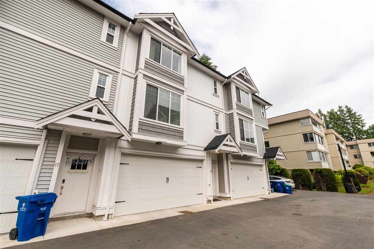 18 2832 CLEARBROOK ROAD - Abbotsford West Townhouse for sale, 3 Bedrooms (R2590235)