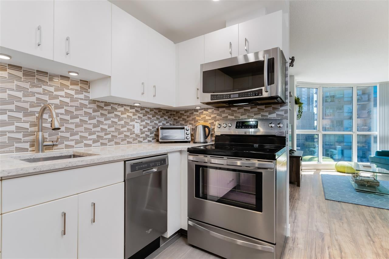 1608 555 JERVIS STREET - Coal Harbour Apartment/Condo for sale, 1 Bedroom (R2590247) - #15