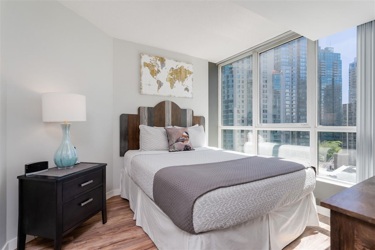 1608 555 JERVIS STREET - Coal Harbour Apartment/Condo for sale, 1 Bedroom (R2590247) - #17