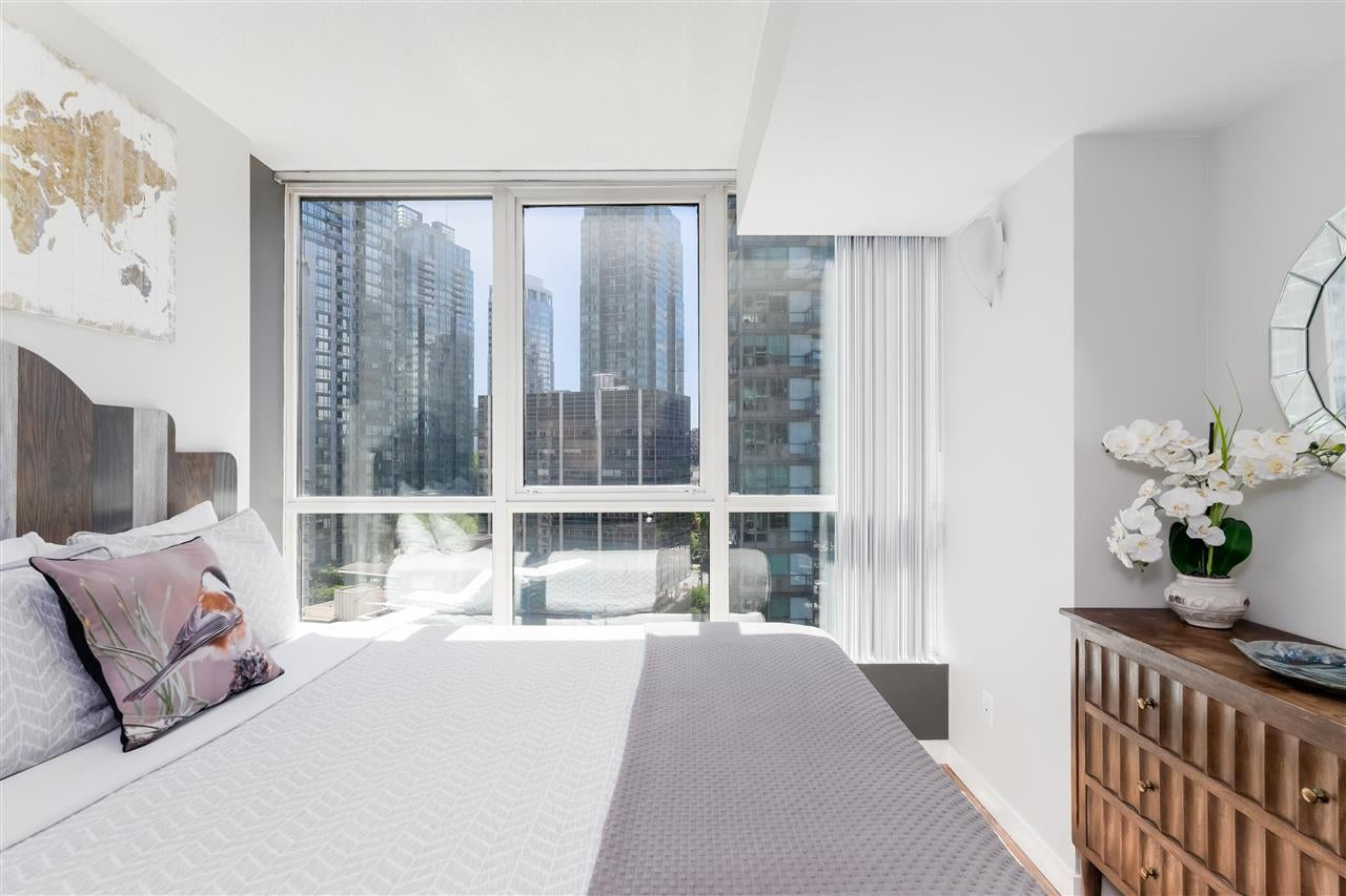 1608 555 JERVIS STREET - Coal Harbour Apartment/Condo for sale, 1 Bedroom (R2590247) - #18