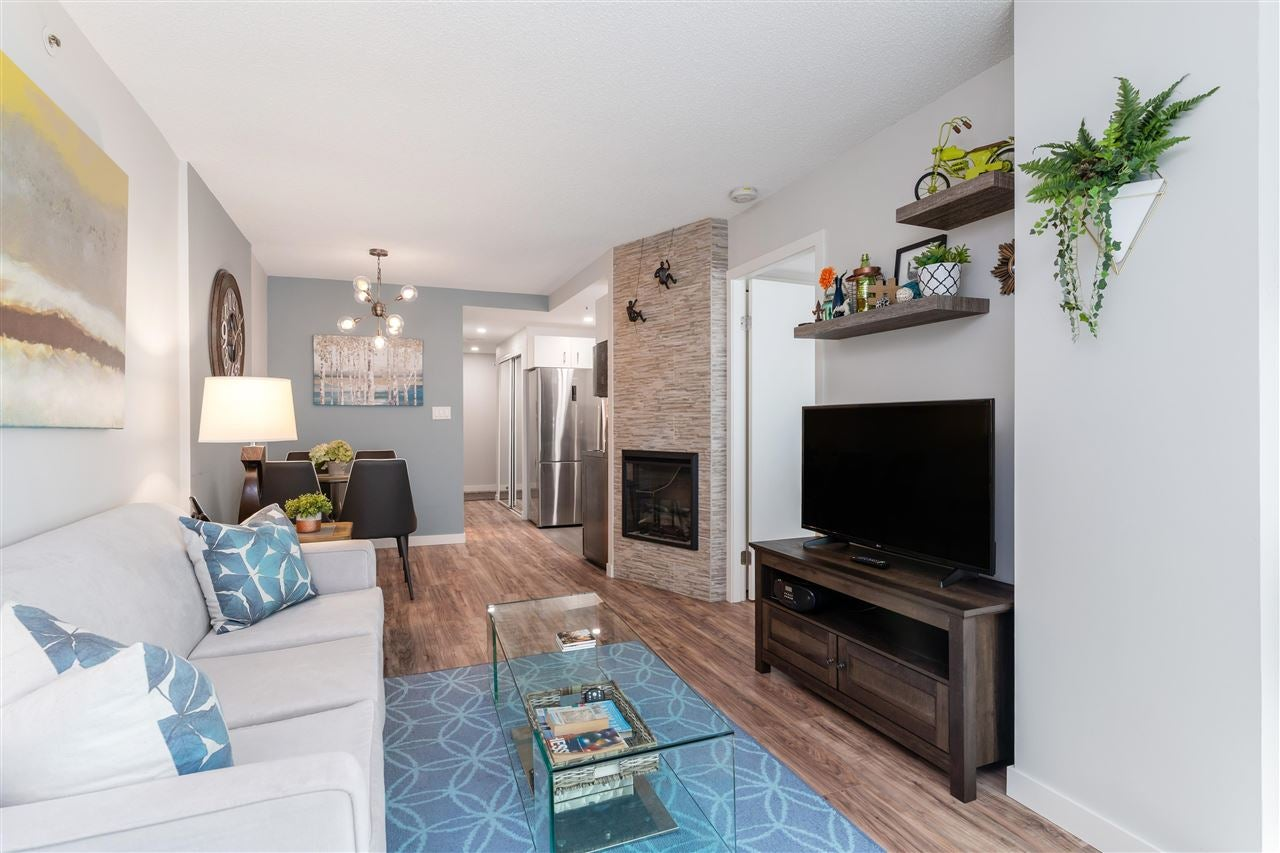 1608 555 JERVIS STREET - Coal Harbour Apartment/Condo for sale, 1 Bedroom (R2590247) - #2