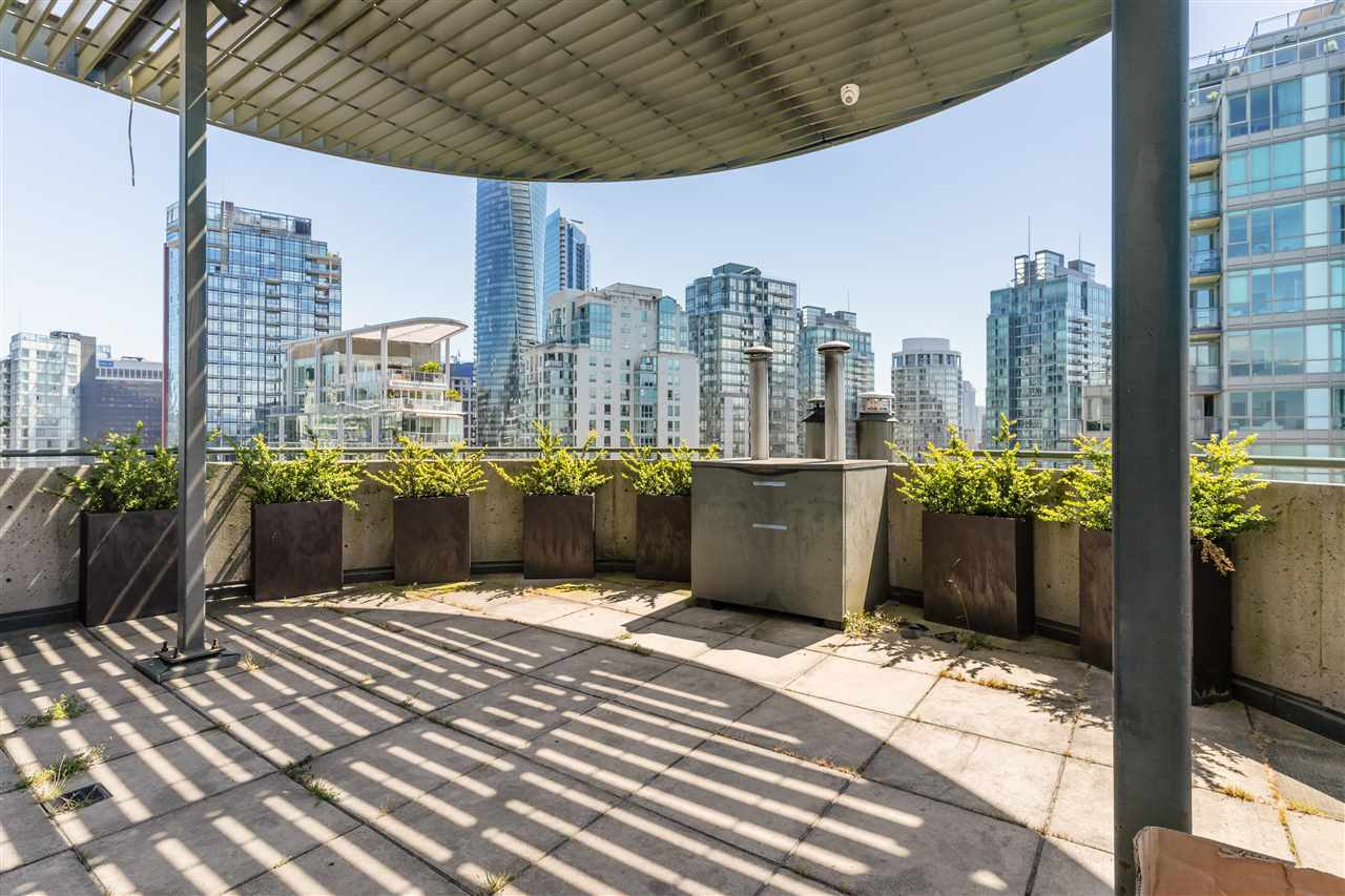 1608 555 JERVIS STREET - Coal Harbour Apartment/Condo for sale, 1 Bedroom (R2590247) - #22
