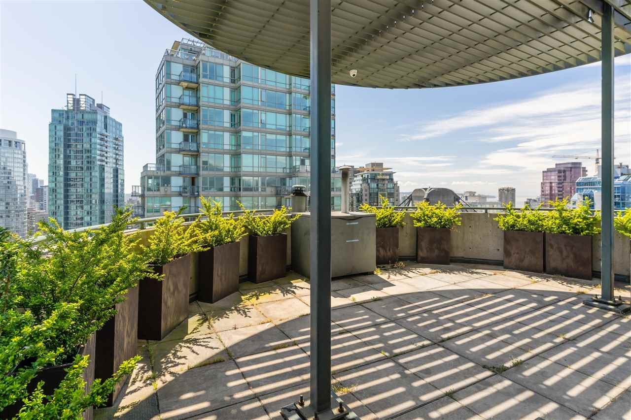 1608 555 JERVIS STREET - Coal Harbour Apartment/Condo for sale, 1 Bedroom (R2590247) - #23