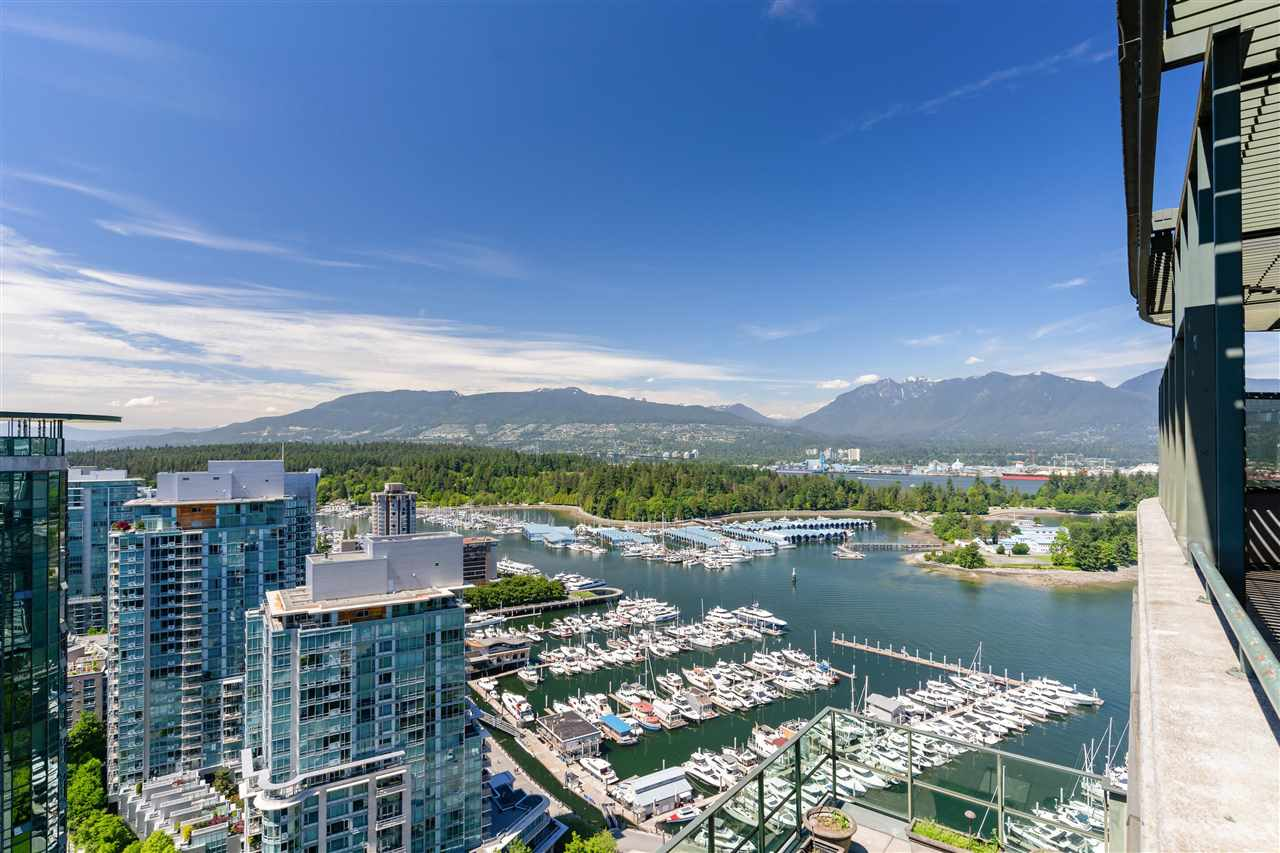 1608 555 JERVIS STREET - Coal Harbour Apartment/Condo for sale, 1 Bedroom (R2590247) - #24