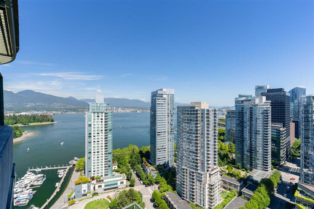 1608 555 JERVIS STREET - Coal Harbour Apartment/Condo for sale, 1 Bedroom (R2590247) - #25