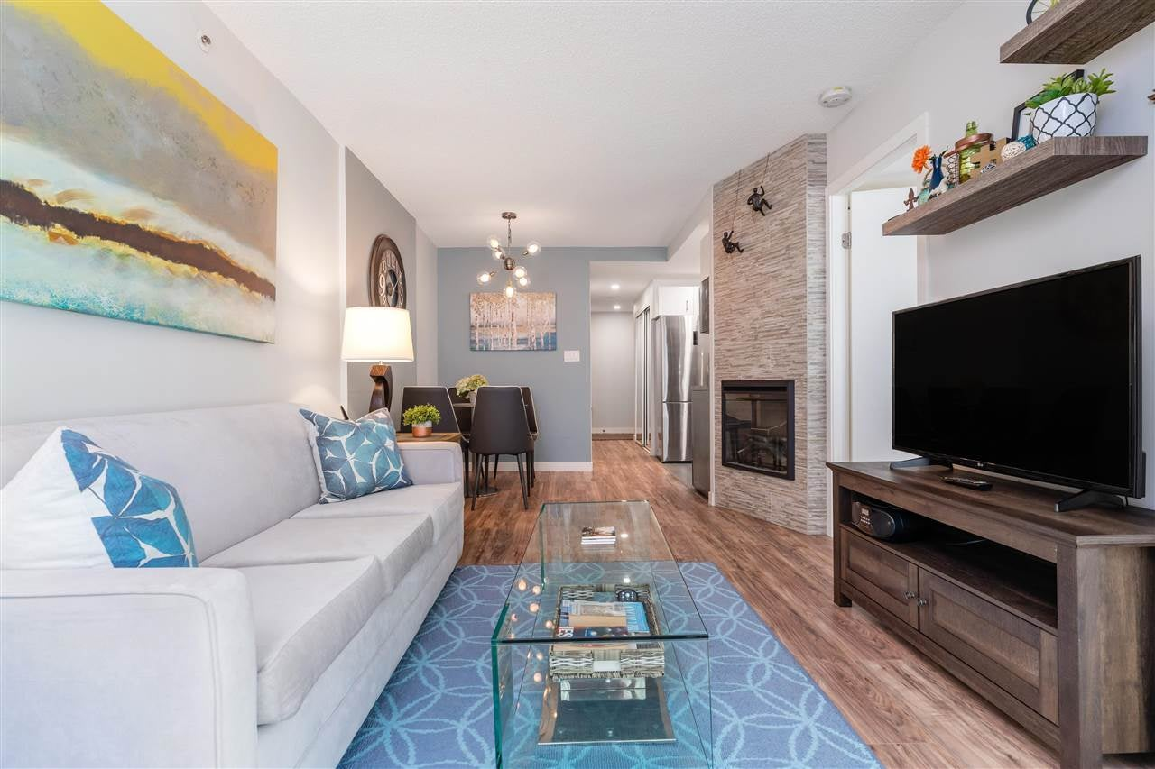 1608 555 JERVIS STREET - Coal Harbour Apartment/Condo for sale, 1 Bedroom (R2590247) - #3
