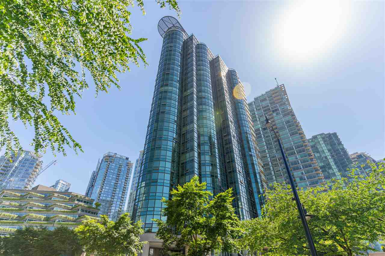 1608 555 JERVIS STREET - Coal Harbour Apartment/Condo for sale, 1 Bedroom (R2590247) - #36