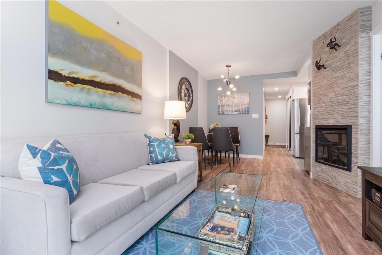 1608 555 JERVIS STREET - Coal Harbour Apartment/Condo for sale, 1 Bedroom (R2590247) - #4