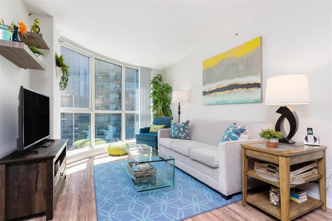 1608 555 JERVIS STREET - Coal Harbour Apartment/Condo for sale, 1 Bedroom (R2590247) - #5