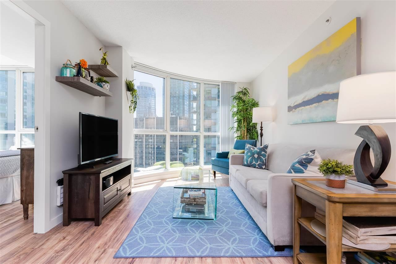 1608 555 JERVIS STREET - Coal Harbour Apartment/Condo for sale, 1 Bedroom (R2590247) - #6