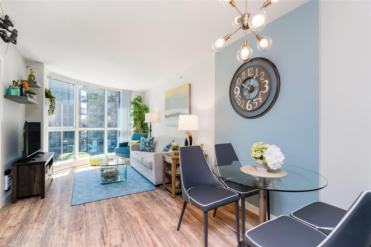 1608 555 JERVIS STREET - Coal Harbour Apartment/Condo for sale, 1 Bedroom (R2590247) - #7