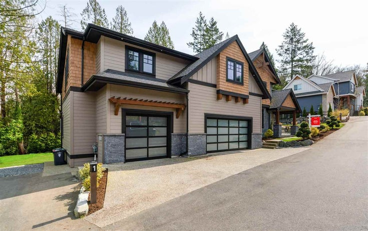1 22206 88 AVENUE - Fort Langley House with Acreage for sale, 6 Bedrooms (R2590265)