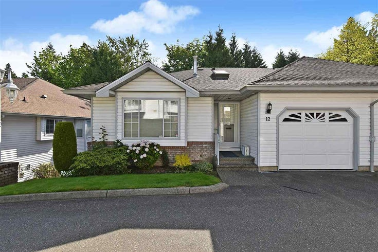 12 2988 HORN STREET - Central Abbotsford Townhouse for sale, 3 Bedrooms (R2590277)
