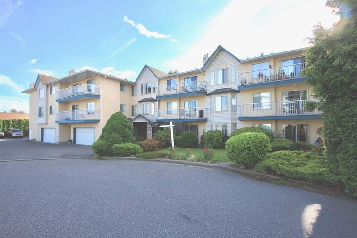 307 2567 VICTORIA STREET - Abbotsford West Apartment/Condo for sale, 1 Bedroom (R2590327)