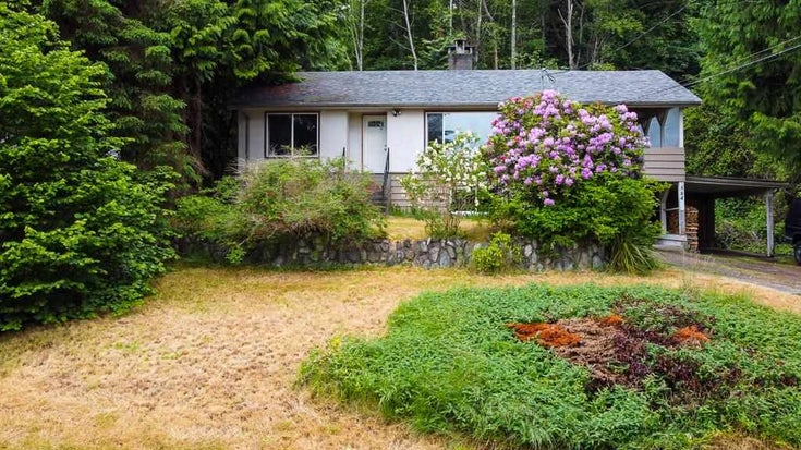 584 GOWER POINT ROAD - Gibsons & Area House/Single Family for sale, 4 Bedrooms (R2590335)
