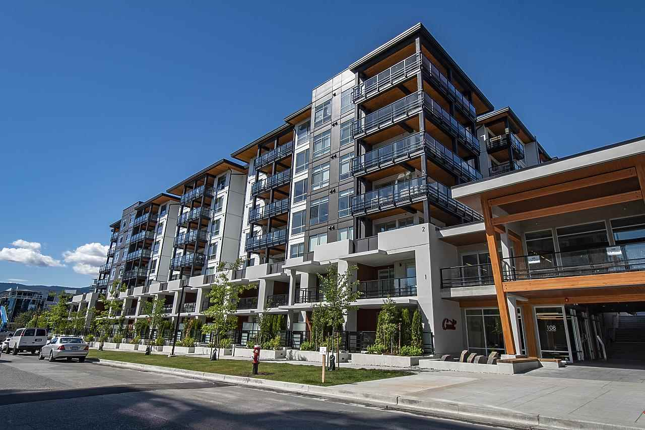 405 108 E 8 STREET - Central Lonsdale Apartment/Condo for sale, 2 Bedrooms (R2590369) - #1