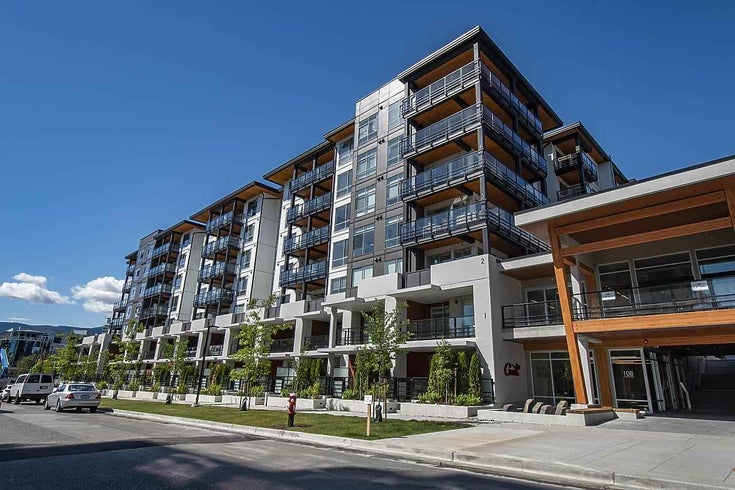 405 108 E 8 STREET - Central Lonsdale Apartment/Condo for sale, 2 Bedrooms (R2590369)